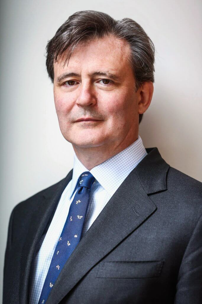 John Micklethwait, Editor-in-Chief of Bloomberg