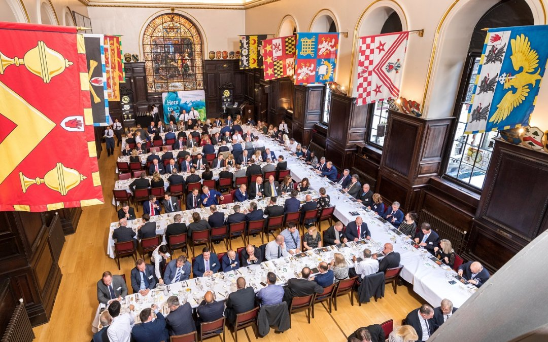 annual luncheon stationers hall print networking event