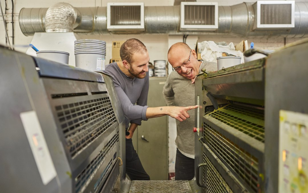 Future Print Operatives can now gain recognised apprenticeship