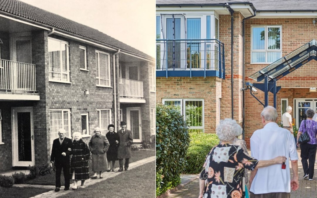 The history of our Almshouses
